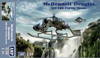 AMP 48-015 - 1/48 McDonnell Model 120 Flying Crane scale plastic model kit UK