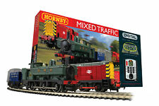 Hornby R1236 Mixed Traffic Freight Digital DCC Train Set 1:76 Scale OO Gauge
