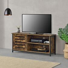 [en.casa] Fernsehtisch TV Lowboard Board Fernseher Schrank Unterschrank Holz