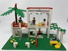 Lego 6376. Breezeway Cafe. Classic Town. Original Instructions. See Description