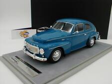 """Tecnomodel TM18-106E - VOLVO PV 544 Baujahr 1964 Street in """" Dark blue """" 1:18"""