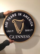 metal guinness sign