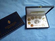 Vatikan KMS 2007 PP mit Silbermedaille - Die vier Evangelisten