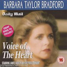 BARBARA TAYLOR BRADFORD: VOICE OF THE HEART (Daily Mail R2 DVD)
