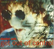 DANIEL ASH-Get out of control, CD