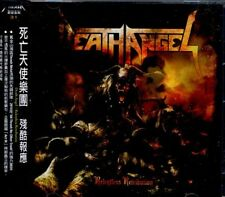 Death Angel: Relentless Retribution (2010) CD OBI TAIWAN