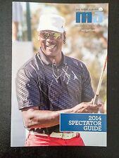 'Penny' Hardaway Autographed Michael Jordan Celebrity Invitational Guide 2014