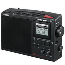 Sangean AM / DAB+ / FM-RDS Portable Digital Radio - Brand New In Box DPR45