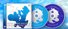 Club Nintendo Super Mario Galaxy 2 SoundTrack CD ost new