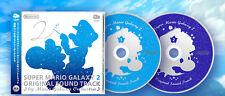 Club Nintendo Super Mario Galaxy 2 SoundTrack CD ost new