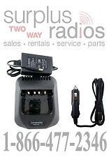 RAPID CHARGER CAR KIT FOR KENWOOD TK480 TK372G TK272G TK380 TK280 TK260G TK360G