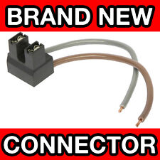 FIAT HEADLAMP / HEADLIGHT REPAIR CONNECTOR (H7 BULBS)