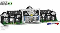 CD Modular Terminus Train Station, Lego Custom Instructions cafe, city #40