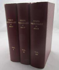 Ure's Dictionnaire de Arts MINES etc 19th century Machinerie Science fabrication