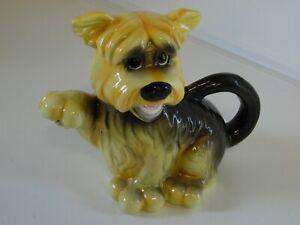 JAMESON & TAILOR  DOG PUPPY TEA POT