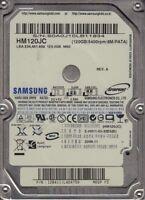 NEW 120GB Samsung PC Laptop HARD DRIVE HM120JC HM120HC HM121HC HM120IC IDE PATA