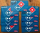 Lot Of 12 EMPTY Dominos Pizza Hut Olive Garden Gift Cards $0 No Value For Sale