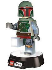 LEGO Star Wars Boba Fett LED Torch Light 100 Official Night Lite
