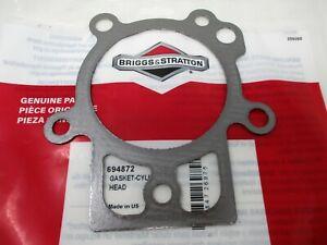 694872 Cylinder Head Gasket Briggs & Stratton Genuine OEM 20T237 20T132 20S232