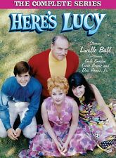 Here's Lucy: The Complete Series [24 Discs] DVD Region 1