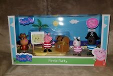 Peppa Pig Pirate Party Playset! Brand-new!
