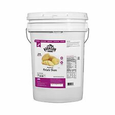Augason Farms Dehydrated Potato Slices (10 lb. pail) NEW NEW NEW