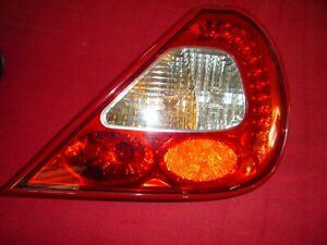 Jaguar X350 XJ6 XJ8 XJR RIGHT HAND REAR LIGHT UNIT RED TRIM SURROUND