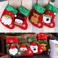 Christmas Stocking Chrismas Decoration Sock Christmas Tree Ornaments Gift Holder