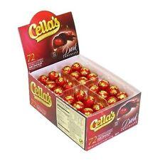 Cella's Dark Chocolate Covered Cherries 72-Count Box NO SALES TAX