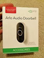 Arlo Audio Doorbell White (AAD1001-100NAS)