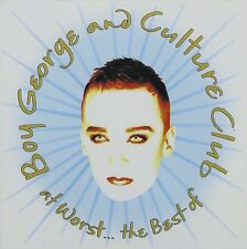 BOY GEORGE & CULTURE CLUB - AT WORST...THE BEST OF: CD ALBUM (1993)