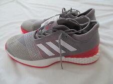 Adidas Adizero Ubersonic 3 Tennis CG6371 man grey/pink  shoes  Brand New