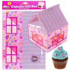 avec couvercle amovible Pack de 10 stockage boîtes en carton UK Blanc Boîte de gâteau 12 in environ 30.48 cm