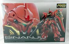 1/144 Gundam Sinanju Neo Zeon Mobile Suit Customized for Newtype MSN-06S