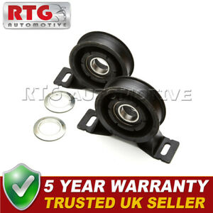 2x Propshaft Centre Mount Bearings Fits Land Rover Freelander (1998-2006)