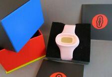 Alessi Watch AL2502 0511 Wrist watch Light pink (Karim Rashid) MINT in Box