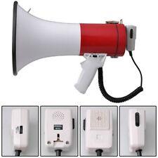 Megafono Rosso Pyle Pmp58u USB 6 GB Microfono 12 Volt manifestazioni riunioni
