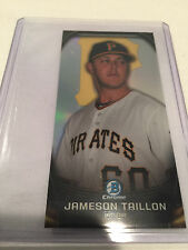 2015 Bowman Chrome Prospect Profiles Mini Jameson Taillon Pittsburgh Pirates