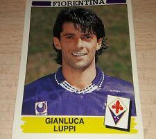 FIGURINA CALCIATORI PANINI 1994/95 FIORENTINA LUPPI ALBUM 1995
