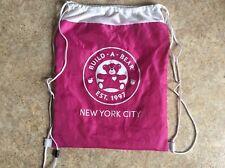 BUILD A BEAR , NEW YORK CITY, drawstring bag, new