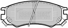 Borg & Beck Disc Brake Pad Set Pads BBP1156 - GENUINE - 5 YEAR WARRANTY