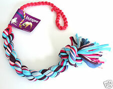 Dog toy cotton Bungee Rope dog Training  playing toy - OZ Made 3 size Hand Made