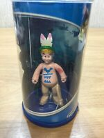 Disney Heroes Famosa Figure Peter Pan Dressed As Indian Lost Boy RARE NEW