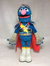 Flying Super Grover Sesame Street Toy Doll 14""