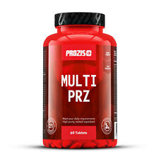 Multi PRZ 60 tabs multivitamin mental health physical health well-being beauty