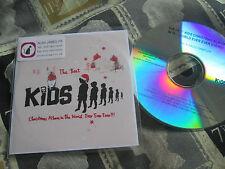 The Best Kids Christmas Album In The World  CDr Promo CD Sampler