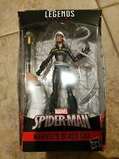 Marvel Legends Marvel's Black Cat Action Figure Spider-Man Kingpin right arm