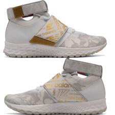New Balance Francisco Lindor Model White Baseball Turf Shoes TLINDWT