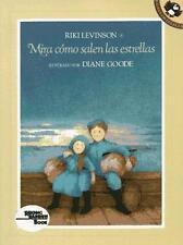 Mira Como Salen las Estrellas (Picture Puffins) (Spanish Edition)-ExLibrary