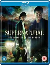 Supernatural - Season 1 Complete [Blu-ray] [2011] [Region Free] [DVD][Region 2]